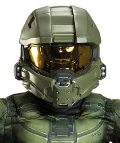 disguise master chief child helmet costume accessory continue to the product at the image link