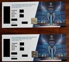 #Ticket  2 Tickets Cat. 1  Champions League Final 2016 Milano  Real Madrid vs. Atletico #nederland