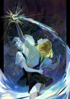 Houseki no Kuni (Land Of The Lustrous) Image - Zerochan Anime Image Board Character Art, Character Design, Animated Cartoons, Cultura Pop, Pretty Art, Art Inspo, Art Reference, Fantasy Art, Cool Art