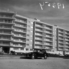 Av. dos Estados Unidos, Lisboa, c. 1953. Salvador de Almeida Fernandes, in archivo photographico da C.M.L.