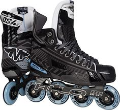 Roller Hockey Skates - Mission Inhaler DS4 Inline Skates JUNIOR -- You can find more details by visiting the image link.