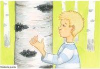 Harjoituksia ja materiaalia metsässä oppimiseen.