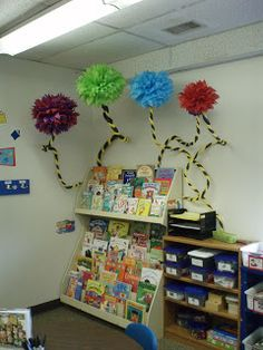 Mrs. Shininger's Blog: Dr. Seuss Theme and Earth Day