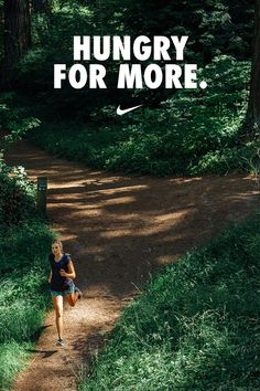 Hungry for more. Gear up to take on the trail.