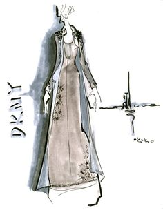 design sketch for DKNY by yoyo-han on deviantART