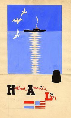 Holland-America Line ~ Holland-Amerika Lijn ~ Red Star Line