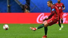 Cristiano Ronaldo came to the second place among the top scorers of the European national teams