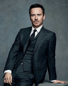 Michael Fassbender - GQ Deutschland, January 2017