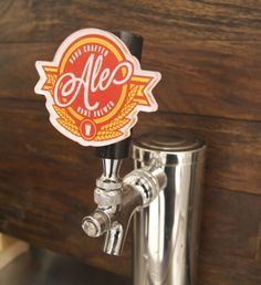 Show off the ALE logo