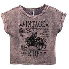 Vintage Ride Tee