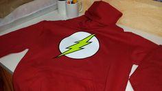 Felpa flash fluo