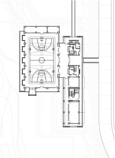 Image 24 of 27 from gallery of Dharma Drum Institute of Liberal Arts / KRIS YAO School Building Design, School Plan, Drums, Floor Plans, How To Plan, Gallery, Algebra, Asd, Academia