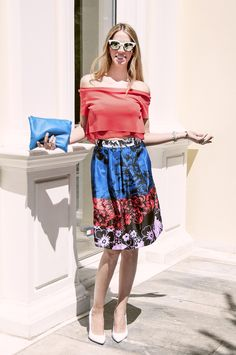 skirt #colours #retro #muserebelle #streetstyle