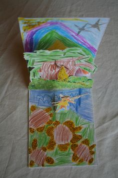 Invitation card to birthday party for my daughter Lovisa. Disney fairy Iridessa.