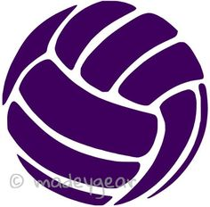 Copy of Car Window Vinyl Decal Sticker- Sports Just Volleyball FULL- 2 Decals