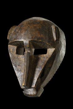 Bamana Kore Ngon Mask, Mali