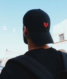 2a55926690eef Broken Heart Embroidered Dad Hat by Riot Society