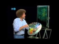 The Joy of Painting S22 13 Silent Forest - YouTube