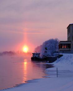 Morning in Finland, Varkaus: Fujifilm X System / SLR Talk Forum: Digital Photography Review