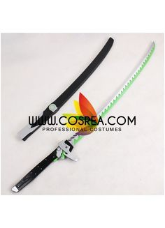 Item Detail Overwatch Genji Upgraded Katana Sword Cosplay Prop Includes - Sword 120CM Important Information: Primary Material - EVA, PVC, Light Wood Safety - All props are made with convention/event s