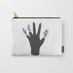 Organize your life with our Carry-All Pouches. Available in three sizes with wraparound artwork, these pouches are perfect for toiletries, art supplies or makeup. Even an iPad fits into the large size. Features include a faux leather pulltab for easy open and close, a durable canvas-like exterior and a 50/50 poly-cotton black interior lining. Machine washable. Organize Your Life, Wrap Around, Pouches, Art Supplies, Zip Around Wallet, Ipad, Exterior, Canvas, Makeup