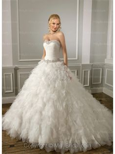 Wedding Dress at Millybridal.com