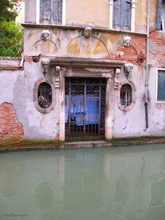 Casa delle Cinque Teste S'Croce Venise