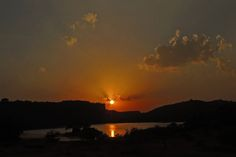 Sunset Pictures-Ranthambhor national Park