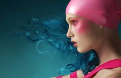 Beauty Editorials by Olivier C   water