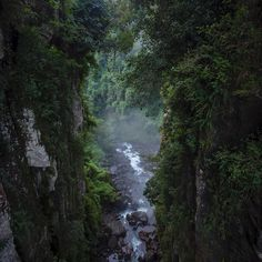 Photo by @christian_foto (Christian Rodriguez ) The Texolo waterfall park located in Veracruz, Mexico