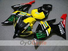 Injection Fairing kit for 08-14 YZF-R6 | OYO87900970 | RP: US $679.99, SP: US $569.99