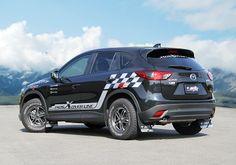 JAOS mud guard  mounting kit by vehicle CX-5