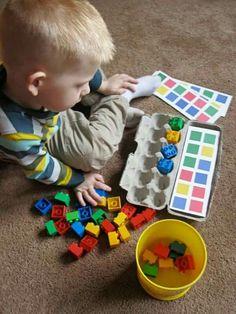 Correspondencia de colores