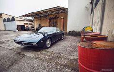 Maserati Ghibli Spider (Federico Bajetti for Petrolicious) Maserati Quattroporte Gts, Maserati Ghibli, Classic Italian, Automobile, Design, Type 1, Spider, Photos, Facebook