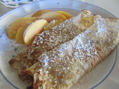My favorite low fat recipe for crepes
