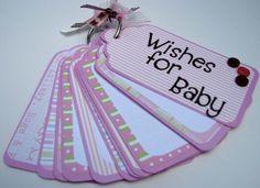 Etsy shop LJsOriginals...great baby shower idea $18