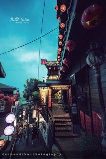 d e s m o n d c k w ◦ p h o t o g r a p h y: 九份 Jiufen, Taiwan