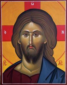 Hristos cel iubitor de oameni.icon orthodox