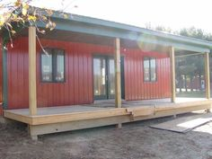 Barn Living Pole Quarter With Metal Buildings | ... Barn remodel/addition with living space. steel siding and steel roof