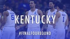 Is...is anyone alive out there? No. 1 Kentucky survives No. 3 Notre Dame 68-66. The Wildcats are Indianapolis bound!