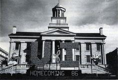1986 corn monument, from 1986-87 Iowa Engineer, p.1