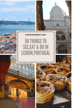 So here's the ultimate Lisbon bucketlist: the ultimate guide on where to eat, drink and shop and EVERYTHING you should see in the hipster capital of Europe.Discover the illegal Observatory. Grab a pasteis de nata, or two! Witness the sunset at the best viewpoint. Go for treasure hunting at Faira da Ladra Flea Market.