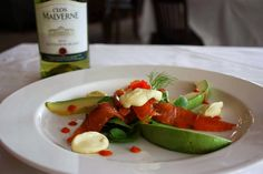 Another delicious suggestion by Clos Malverne.