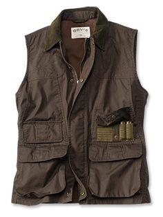 Orvis Dakota Wax Field Vest