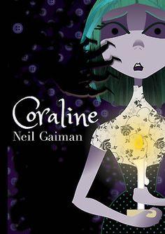 Coraline Book Cover Original