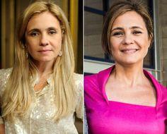 Adriana Esteves, Isabelle Drummond e Giovanna Antonelli são só algumas das beldades que fizeram essa transformação incrível. Confira! ♥