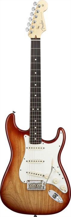 Fender American Standard Strat in Sienna Sunburst, Rosewood | Andertons