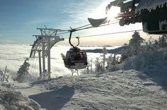 Whiteface Mountain, NY.  The best part of skiing is the #apres-ski! #LoveLakePlacidLodge