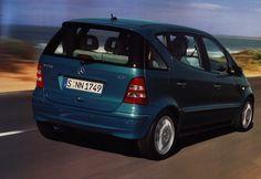 https://flic.kr/p/H2RF7N | Mercedes-Benz A Klasse Limousinen; 2001, 2000_2
