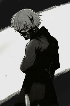 ((Open Tokyo ghoul Rp I'm kaneki, you can be ghoul or human))*I finish killing a ghoul and I look at you and narrow my eyes*what do you want?
